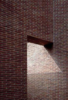 Vincent van duysen #bricks