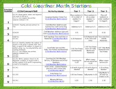 It's that time again! Time to start planning math stations for January. I could decide what skills to put in my 'math galore' pack this month, and I really wanted to give everyone enough variety to give you choices and to be sure to meet the skill levels of ALL you students so this one …