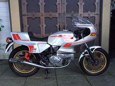 Ducati Pantah, Mopeds, Motorcycles, Wheels, History, Vehicles, Historia, Car, Motorbikes