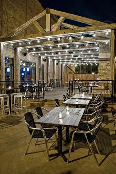 Frontier (West Town) cool rustic bar