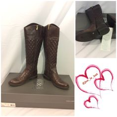 BOGO 60% OFF SALEHoSt PiCk  Quilted Boots The are my favorite boots hands down and I will probably kick my self in the butt for letting them go but I am in South Florida. There are a couple of scratches see last pic.. I wore them six or seven times bought them October 2014. How do you describe fabulous boots you don't want to sell... No Trades ✅ Offers Considered*✅ *Please use the blue 'offer' button to submit an offer. Vince Camuto Shoes