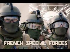 """French Special Forces / 2015 / """"Au Delà Du Possible"""""""