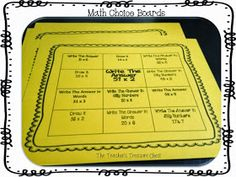 The Teacher's Treasure Chest: Guided Math and More Guided Math