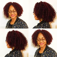 Crochet Braids by Londons Beautii in Bowie, MD. https://www.styleseat ...