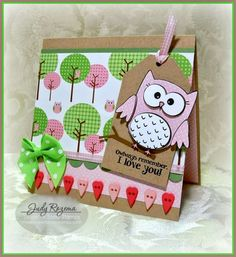 Sweet 'n Sassy Stamps: Owlways Remember
