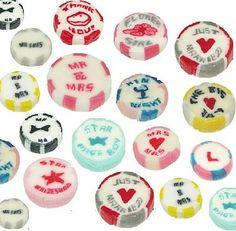 Wedding Rock Sweets In Thir Designs