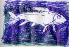 LUIS DESENHA: Peixe