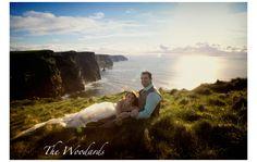 @Courtney Baker Radloff  Courtney & Troy got married on the Cliffs of Moher.  Wedding Planner @dream Irish Wedding & Mc Events  Image by The Woodards
