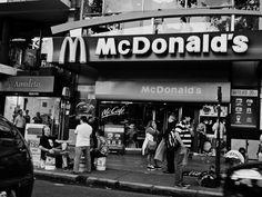 https://flic.kr/s/aHskDEq89X | McDonald's, Av Santa Fe 4280, Palermo, Buenos Aires | McDonald's, Av Santa Fe 4280, Palermo, Buenos Aires