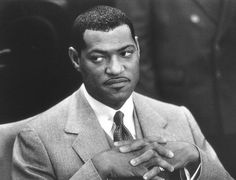 Still of Laurence Fishburne in Hoodlum He is one of the hottest men ever! Black Actors, Black Celebrities, Bumpy Johnson, Lawrence Fishburne, Gina Torres, Super Movie, Gangster Movies, Laurence, African American History