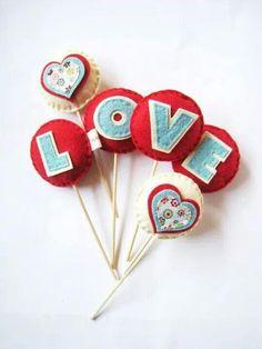 Pirulitos love