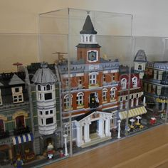 Image result for lego display cabinets
