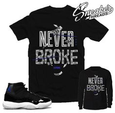 d4858fd0b5b572 10 Best Jordan 11 Space Jam Tees Match Retro 11 Shoes images ...