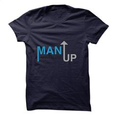 Man Up About Health  T Shirts, Hoodies, Sweatshirts - #custom shirt #crew neck…