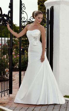 Essence Of Australia D1124 (drew) Size 10 Second-Hand Wedding Dress   Still White