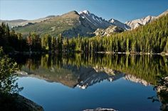 Bear Lake, RockyMountain National Park, Colorado