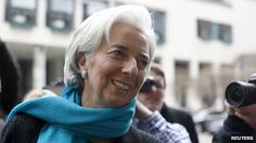 THIS IS HUGE IF TRUE!!!!!!!!!     BBC News - IMF head Lagarde's flat searched in Bernard Tapie probe
