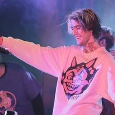 pictures of lil peep Lil Peep Beamerboy, Lil Peep Live, Lil Peep Hellboy, Goth Boy, Photo Wall Collage, Picture Wall, Photocollage, My Vibe, My Guy