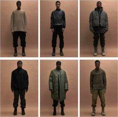quality design 09292 17557 Kanye West apresenta coleção Yeezy Season 3 em Nova York