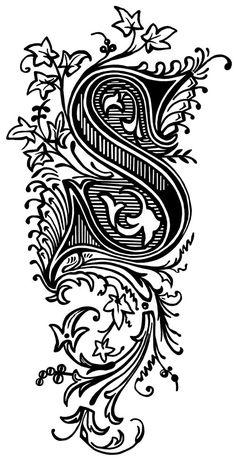 Printable Alphabets :: Image 8