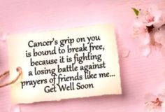 101 Get Well Soon Quotes, Sayings, Messages, Greetings & Images Get Well Soon Messages, Get Well Soon Quotes, Get Well Cards, Quotes For Cancer Patients, Cancer Quotes, Prayer For A Friend, Meaningful Friendship Quotes, Breast Cancer Cards, Messages