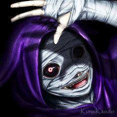 - Tokyo Ghoul - Eto
