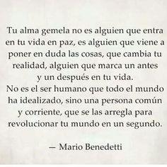 "10 Likes, 1 Comments - CroNopia (@extrania_mente) on Instagram: ""#benedetti #poesias #poemas"""