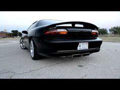 2002 Camaro SS CME Exhaust