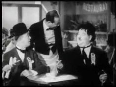 Laurel and Hardy's The Flying Deuces (1939) - Public Domain Movies