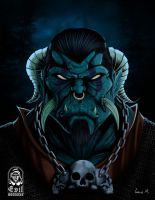 Orc by A-Evil-Sorcerer