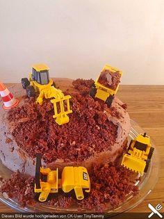 Schokosahne für Baustellenkuchen