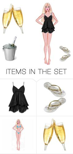 Romantic Night by annex3 on Polyvore featuring arte