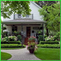 Discover ten landscaping ideas for transforming the stomach of your house. see how instigation planting, lighting and more can create the belly of your home see its ... ** Browse the image for additional ideas.