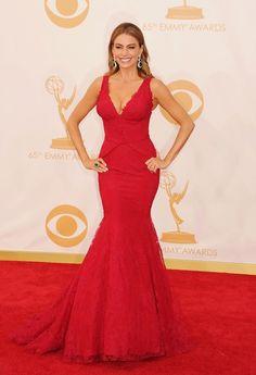 The #Emmys: Sophia Vergara