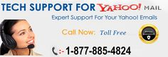 Yahoo mail Support  1877-885-4824