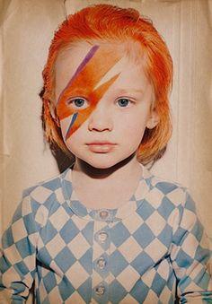 fregole.com #fregole #fashion #rock baby david bowie