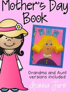 Mother's Day is the perfect time for this easy peasy Mother's Day book. It's a keepsake that will be treasured forever and it makes the perfect Mother's Day gift. Just print out and have your little cuties draw and write about their mom. THIS ALSO INCLUDES A GRANDMA & AUNT VERSION FOR THE LITTLE SWEETIES WHO MIGHT LIVE WITH THEIR GRANDMOTHER or AUNT. A portion of the proceeds from this packet will be donated to Relay for Life.