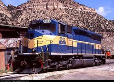 RailPictures.Net Photo: MPEX 5000 Motive Power Industries EMD SD50M-3 at Helper, Utah by Jeff Terry