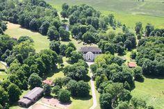 Schloss Zinzow in Mecklenburg-Vorpommern (Grafen von Schwerin).