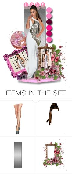 """❝Focus on me (focus)❞"" by clarylightwood ❤ liked on Polyvore featuring art, doll, ArianaGrande and dollset"