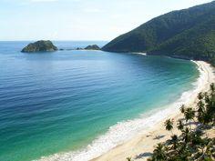 Bahía de Cata, Ocumare de la Costa, Venezuela