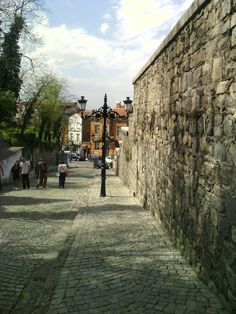 old Plovdiv, Bulgaria