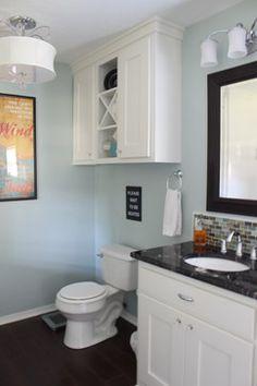 Bathroom Storage Above Toilet Cabinet X Detail Chandelier Sw Copen Blue Glass