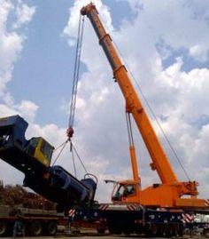 Crane Power!