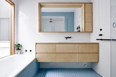 Small Bathroom Remodel On A Budget . Small Bathroom Remodel On A Budget . Frameless House Pt Lll Interior Design In 2019 Bathroom Renos, Bathroom Interior, Modern Bathroom, Small Bathroom, Bathroom Cabinets, Bathroom Ideas, Bathroom Layout, Bathroom Vanities, Bathroom Wall