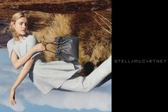 Natalia Vodianova for Stella McCartney F/W 15/16 Campaign | The Fashionography