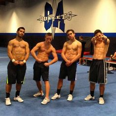 smoed boys!    Haha :D #Tough #Cheer #Smoed <3♥