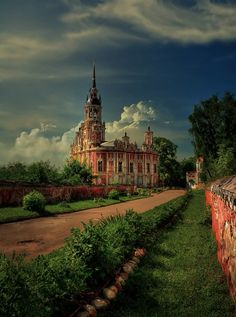 St. Nicholas Church by Igor Alpatov
