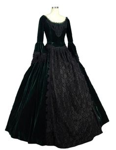 I want this in the unlikely event i ever attend a ball one day. Ladies Victorian Day Costume Gothic Dresses Alternative Measures