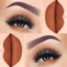Greatest makeup looks for fall makeupideas fallmakeup makeuplooks fallmakeuplook halloween fallinspiration 55 stunning makeup ideas for fall and winter Makeup Trends, Makeup Inspo, Makeup Ideas, Fall Eyeshadow Looks, Fall Makeup Looks, Fall Eye Makeup, Dramatic Eye Makeup, Winter Makeup, Spring Makeup